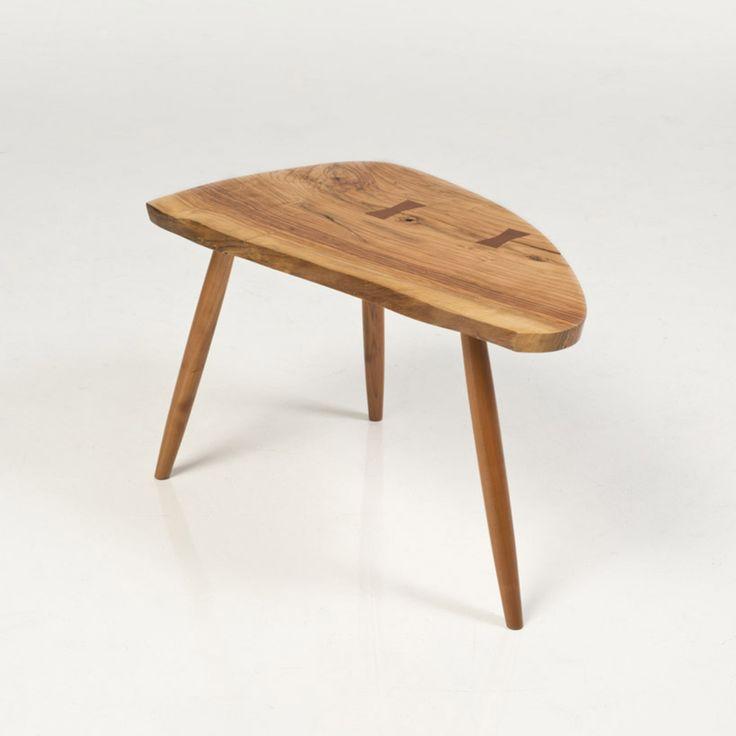 George Nakashima Cherry Side Table C1954 Tabled Pinterest George Nakashima Woods And