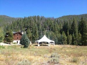Breckenridge Colorado_Tent Wedding_Vacation Rental