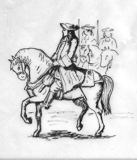 Horse 1685 Ralph MItchard