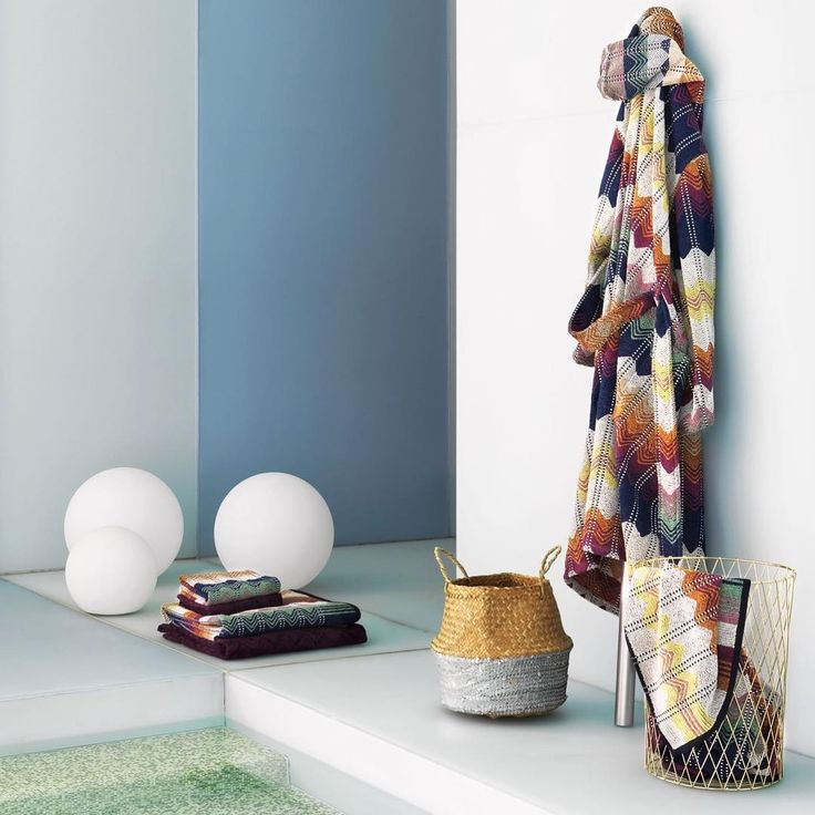 Best Missoni Home Images On Pinterest Missoni A Tone And - Missoni black and white bath mat for bathroom decorating ideas