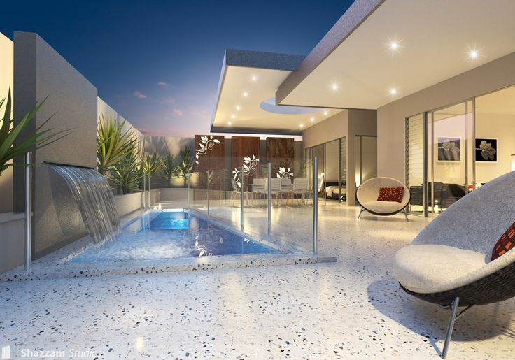 outdoor polished concrete floors - Google Search