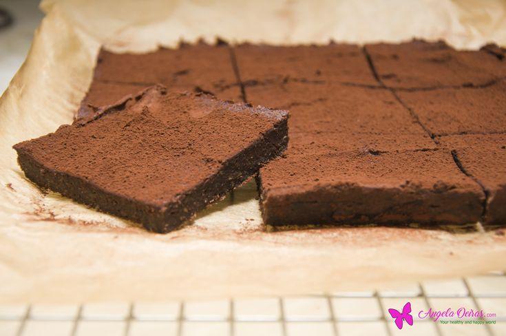 Brownies de batata doce – angela oeiras.com