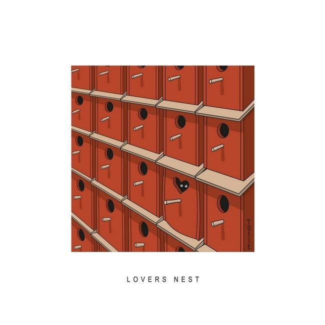 Lovers Nest   Hans Thoursie