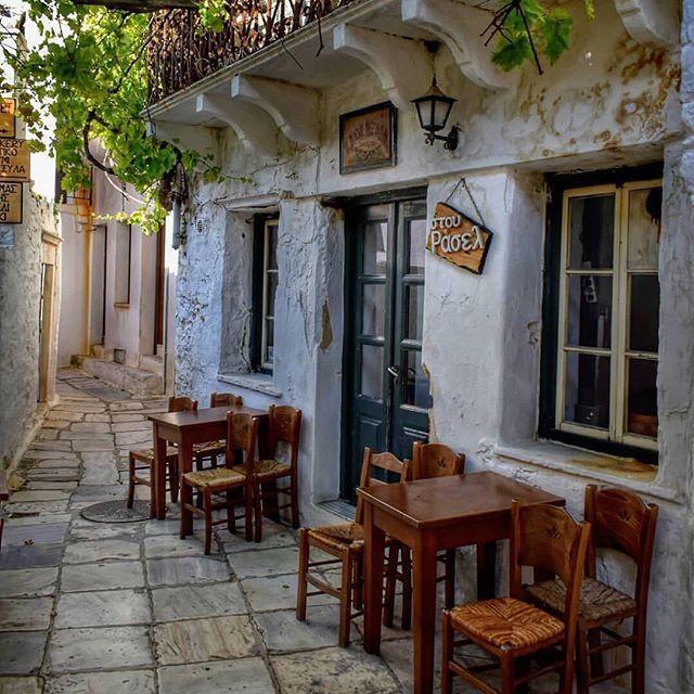 Naxos, Greece Artist : @themisk7