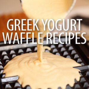 Rachael: Bob Harper Greek Yogurt Waffles Recipe + Turkey Clean Joes.  recapo.com