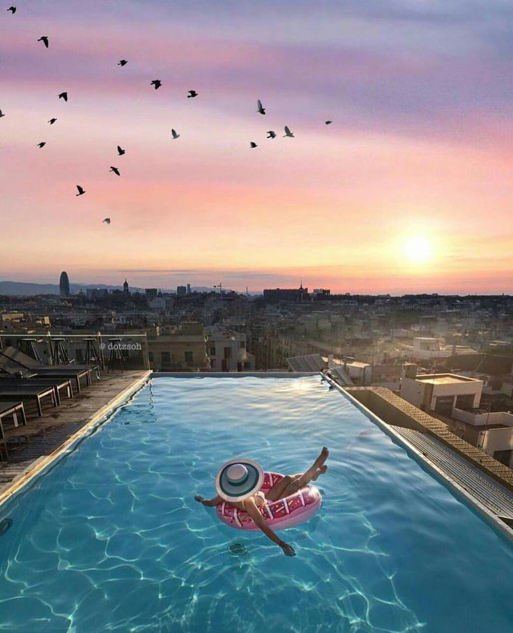 27 best Rooftops images on Pinterest Roof terraces, Decks and Rooftops - hotel barcelone avec piscine sur le toit