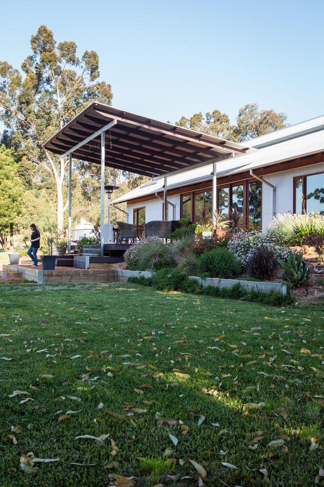 The Solar Passive House in Stoneville | House Nerd