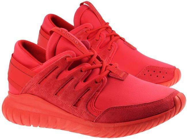 Check-out the latest Adidas Men\u0027s Tubular Nova trainers for men in Nova Red.