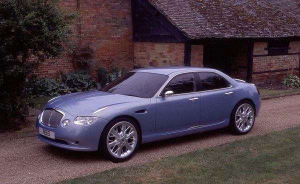 Rover 55, 1999