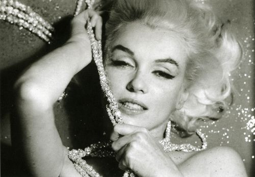 Marilyn Monroe loved diamonds - she would have been crazy about Uwe Koetter.