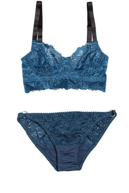 What To Wear At EVERY Age #refinery29  http://www.refinery29.com/outfits-by-age#slide17  40s: Luxe Lingerie What's underneath should feel just as considered as what you're showing to the world. And, that starts with pretty lingerie that's as elegant as you are.