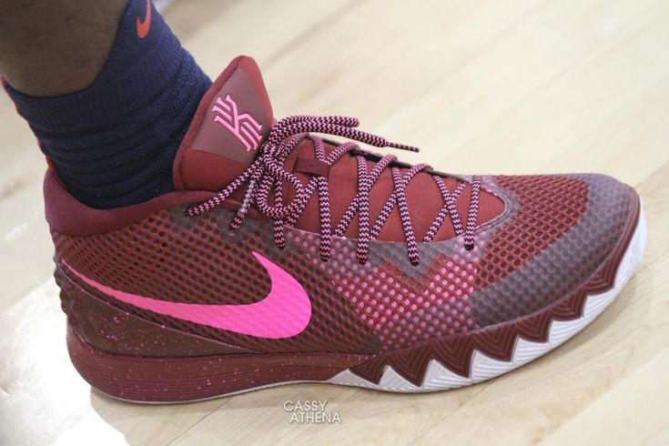 Kyrie Irving Shoes During Best Games