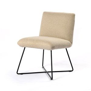 District Dining Chair Fedora Oatmeal In 2019 Dining Chairs