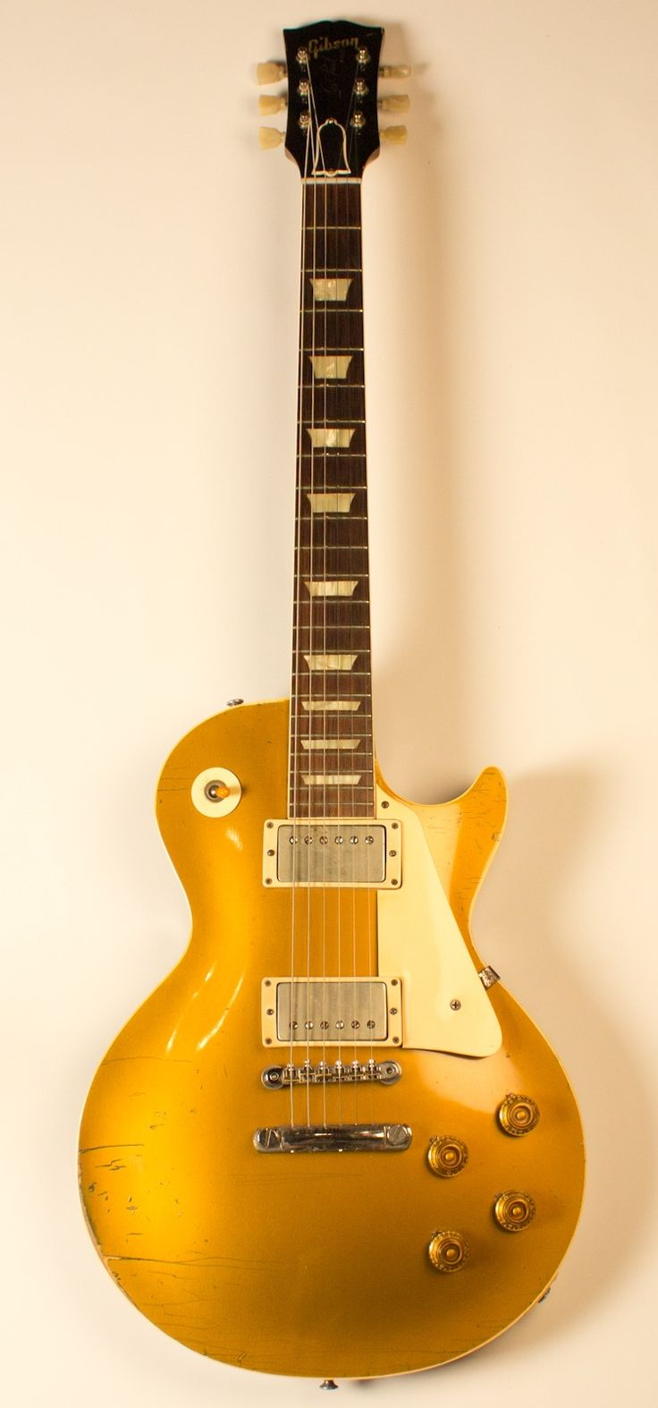 1957 Les Paul Standard Gold Top