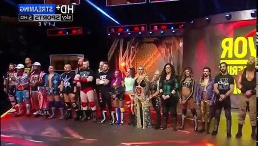 WWE Raw 14th November 2016 Full Show Part 1