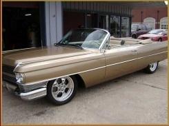 Cadillac interior by Skip Rowland - Coachwork & Custom Interior - Okla City