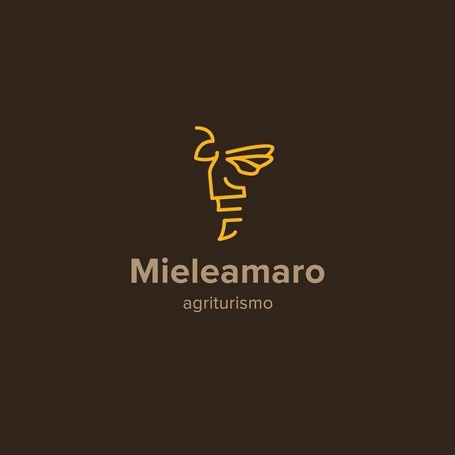 Mieleamaro | agriturismo. Design by @matteoruggiu #mamuthones #ape #mieleamaro #agriturismo #olbia #nuoro #sardegna #sardinia #sardinien #travelsardinia #traditionalmask #mamoiada #bee #honey #logotype #logomark #logo #logos #logodesign #logodesigner #brand #identity #logoacency #graphicdesign #graphicdesigner #designer #adobeillustrator #colorconcept #designer #line #minimal @logoinspirations