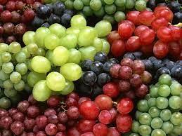 HIDUP SEHAT: Anggur serta manfaatnya