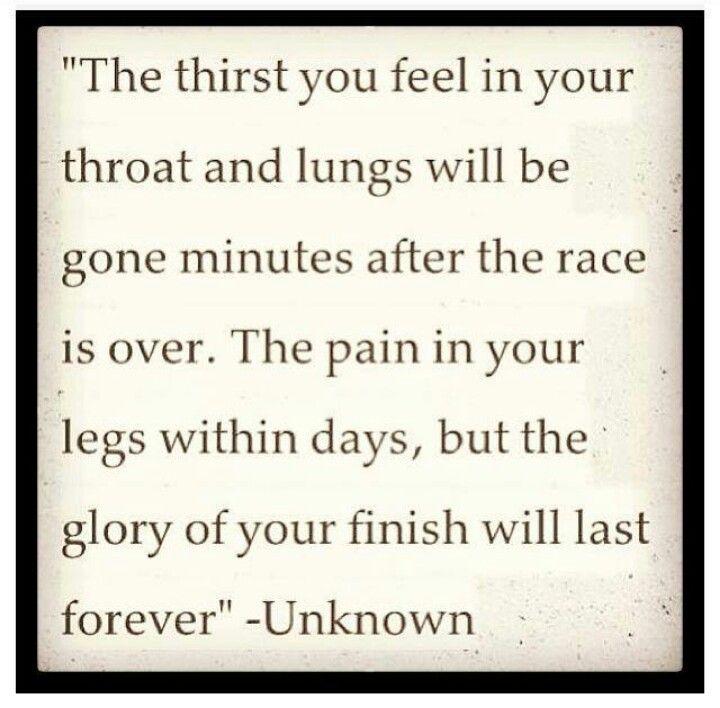 Inspirational Quotes About Failure: 25+ Best Marathon Quotes On Pinterest