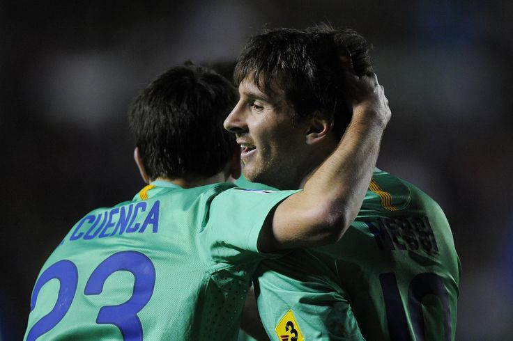 Lionel Messi Photos: Levante UD v FC Barcelona  - Liga BBVA