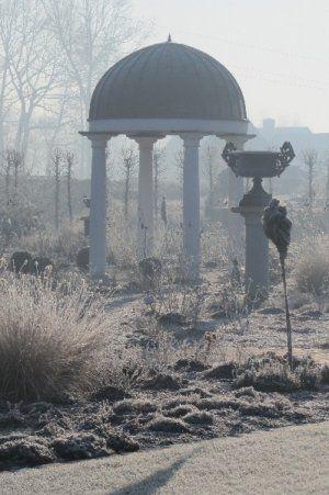 Zimowy spacer po Ogrodach Kapias