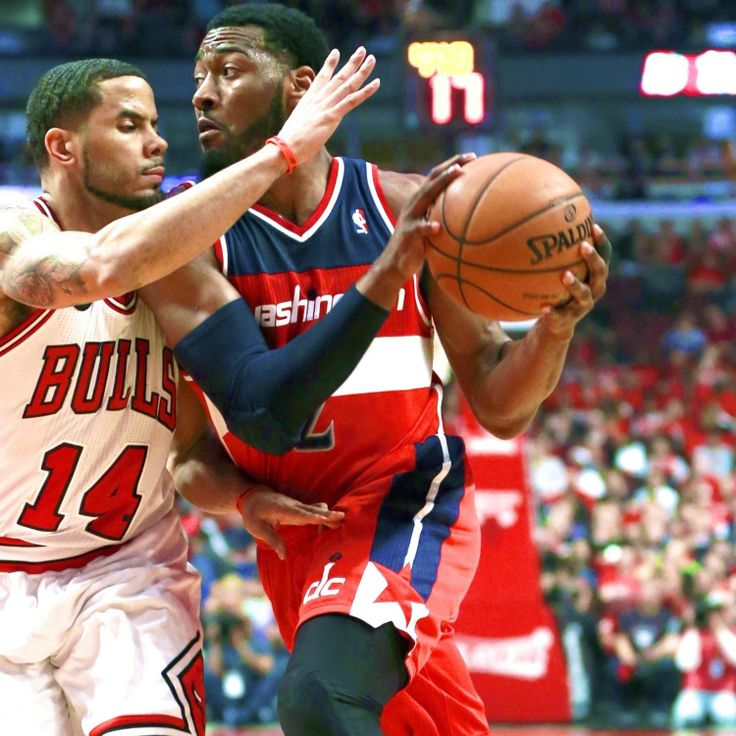 Wizards Win Game 5, Eliminate Bulls