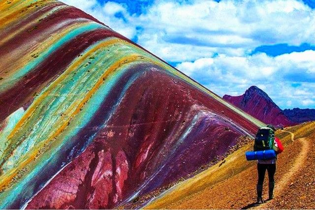 Ausangate: la montaña de los 7 colores, guardiana de Cusco