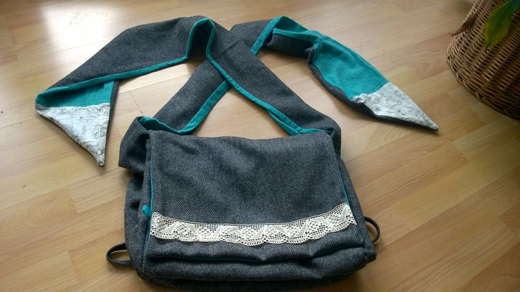 Amazing onbag for baby wearing, babysling, babycarrier or pram. Inspired by pattern by backontrees, made it myself