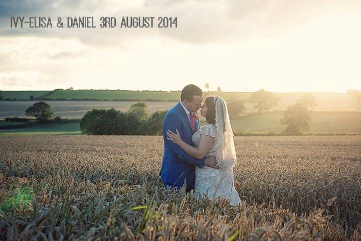 Ivy-Elisa and Daniel�s Elegant Farm Wedding. By Amy Taylor Imaging