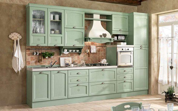 Mondo Convenienza cucine 2018 Cucina shabby chic, Shabby