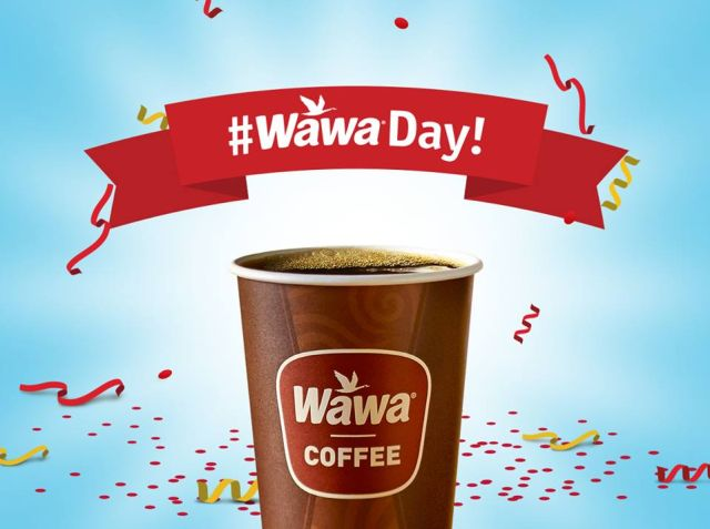 A List of Tax Day Freebies for 2015: Free Coffee at Wawa