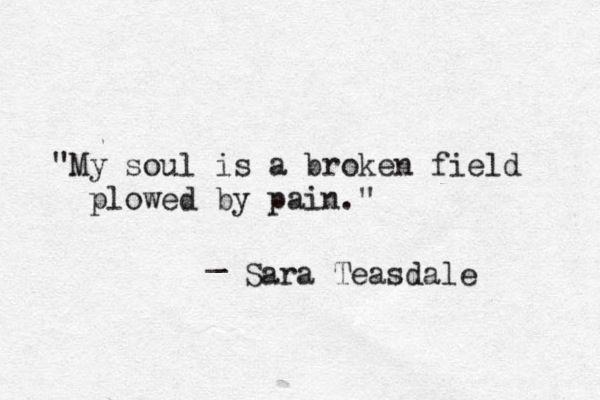 ¤ Poet Ponderings ¤ poetry, quotes & haiku - Sara Teasdale
