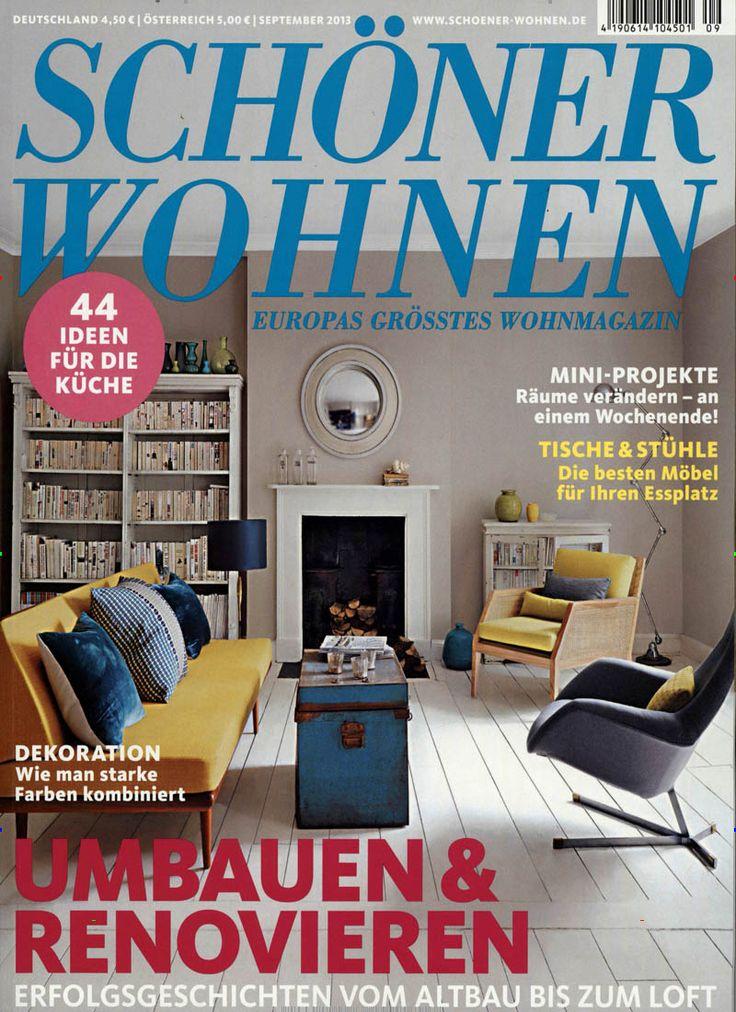 SCHÖNER WOHNEN Heft 09/2013