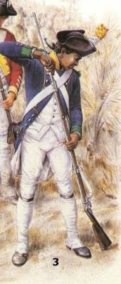 Chasseurs-Volontaires de Saint-Domingue At Savannah 1779, from wikipedia consisting of over 500 gens de couleur—free men of color from Saint-Domingue—fought on the French side. Henri Christophe, who later became king of independent Haiti, is thought to have been among these troops. Many other less notable Haitians served in this unit and formed the officer class of the rebel armies in the Haitian Revolution, especially in the North Province around today's Cap Haitien where the unit was…
