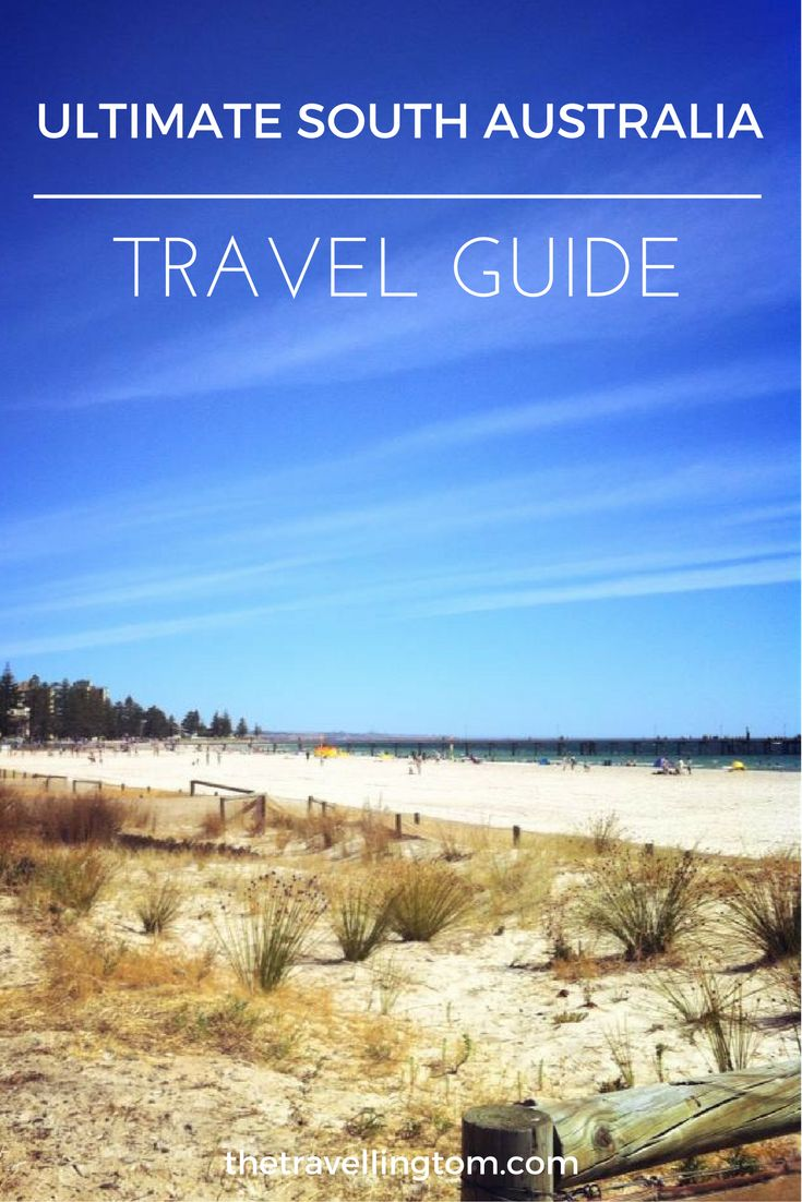 Travelling to South Australia was one of the best things I did while I was backpacking in Australia. This diverse state has a lot to see and do! Check out my travel guide to South Australia for more info!