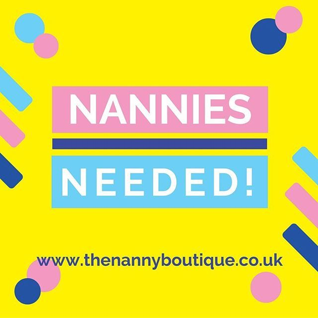 We have #nanny vacancies all over the world! Check them out and apply today!