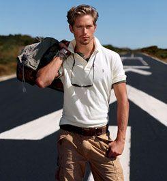 classic, custom and slim fit polo shirt.