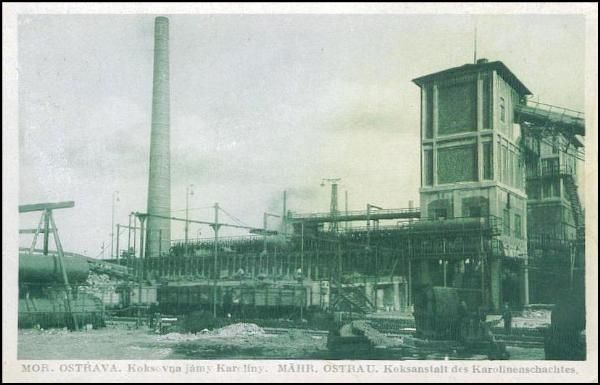 Ostrava - Karolína (1921)