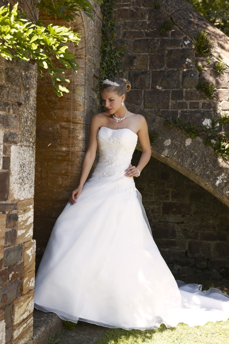 Deirdre by Romantica of Devon Bridal as featured on the Romantica ...