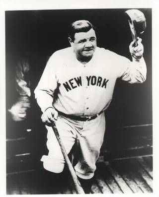 On this day in 1948 the New York Yankees retired babe Ruth's #3 jersey.