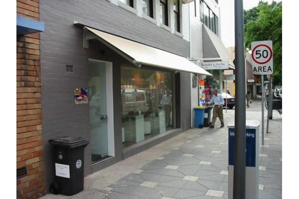 Outrigger Awnings - Commercial Projects