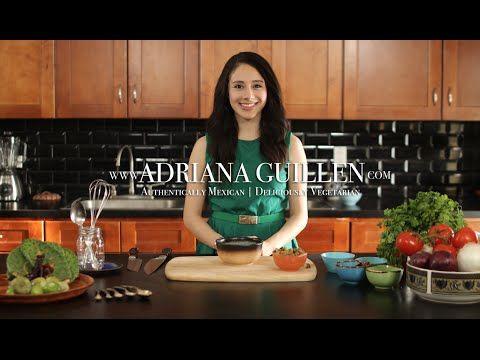 Sopa de Nopales Recipe - Authentically Mexican   Deliciously Vegetarian - YouTube