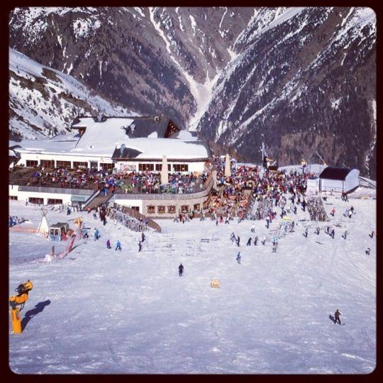 Sölden in Tirol
