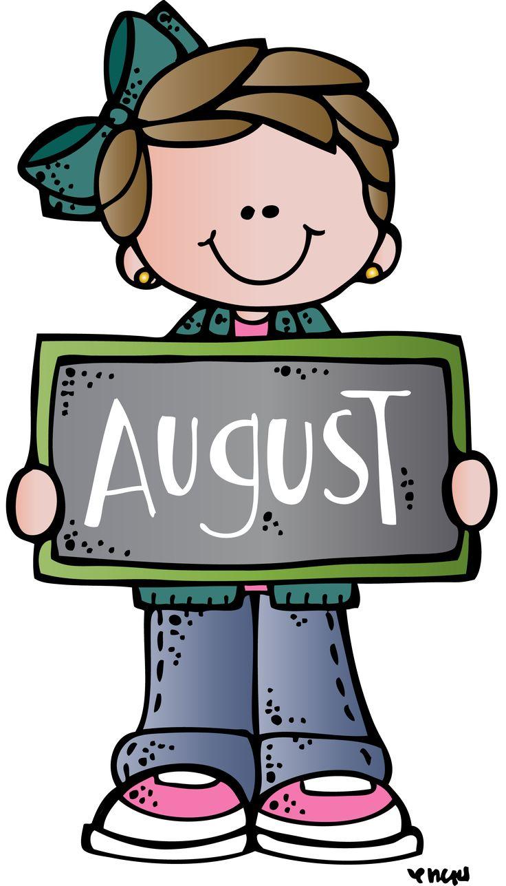 Clip Art Calendar August : Best images about melonheadz clipart on pinterest
