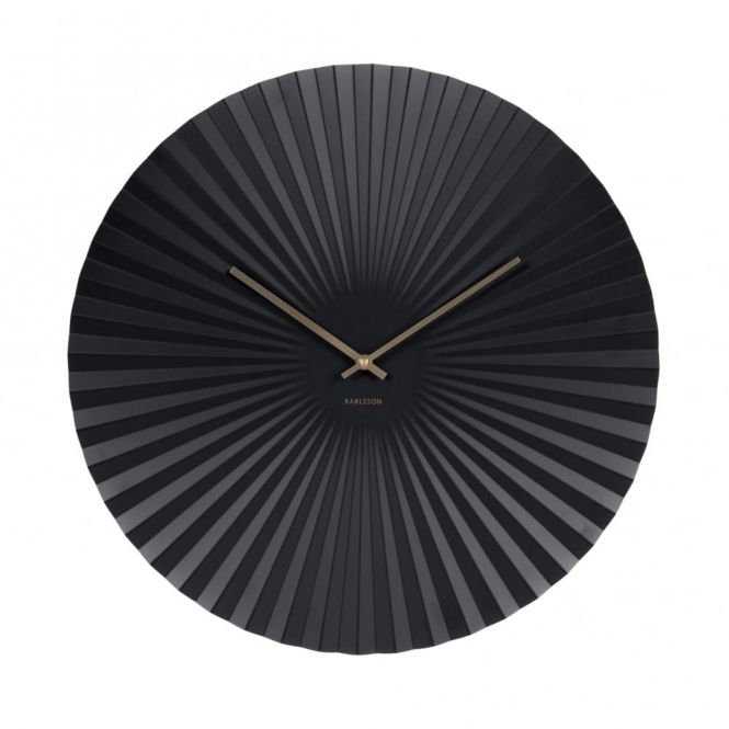 Karlsson Sensu Horloge murale en acier Dor?