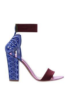 Nicholas Kirkwood spring 2014 shoes