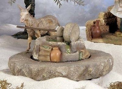 Fontanini Nativity Village Olive Press Item #54308
