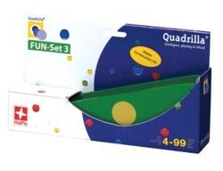 Quadrilla FUN Set 3 - Green Seesaw