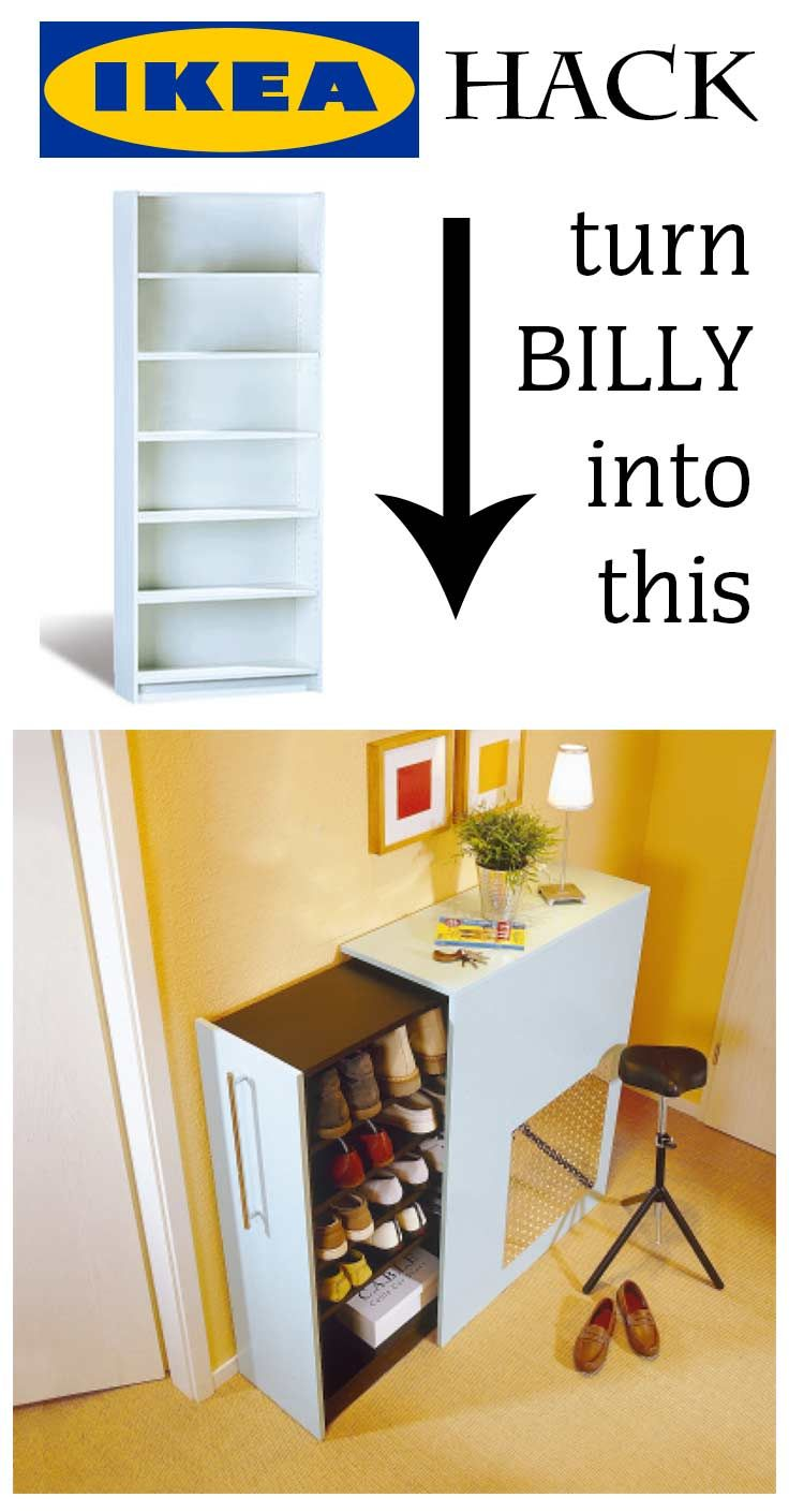 best 25 ikea billy hack ideas on pinterest billy bookcase hack ikea billy and ikea bookcase. Black Bedroom Furniture Sets. Home Design Ideas