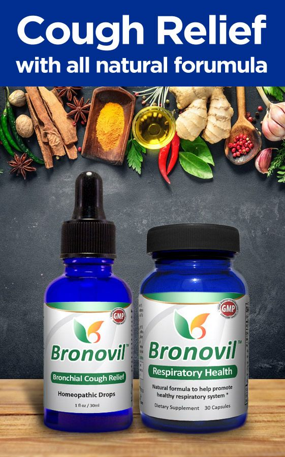 Bronovil Cough Treatment Package #bronchitis #healthytips #herbs
